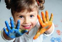 Kids & art / by Joyce Boss