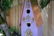 Bird Houses/Fairy Houses