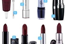 BLACK LIPSTICK / Here are some ##color shade of lipstick to enjoy daily that are  great lasting #colors get some for the holiday. at youravon.com/gwendolyntansil