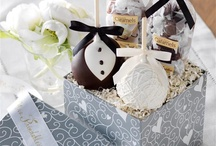 Wedding / Delectable wedding gifts, party favors, place settings and more from Mrs Prindables! Repin to your own inspiration board.