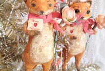 figurki z waty