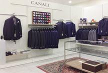 Canali PE15 / abiti sobri e raffinati di grande qualità sartoriale per la collezione Canali 2015