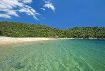 Chalkidiki / Chalkidiki op het vasteland van Griekenland.