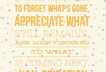 Nan-Spiration! / Inspiring Quotes from Nan