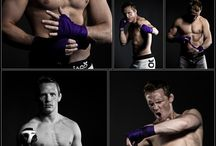 Fitness and Fighter Style / Fighter Style - Inspiration for Fighter photoshoot