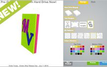 Custom 3D Printed Hard Drives