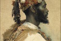 Orientalism / Orientalism, plus some Oriental Art