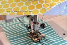 sewing seasoned homemaker