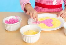 Paint Activities/Recipes / by Heather Huff