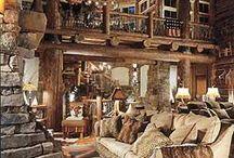 Cabin in the Woods / by Lyndsay Starks Guhr