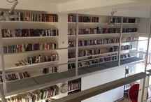 Boekenkast / Voor als je echt teveel boeken hebt.