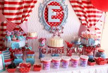 Girl and Boy Birthday Party Ideas / by Kara Abrahamsen Lillian Hope Designs