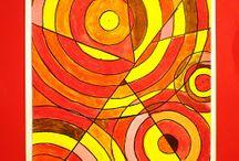 Linhas-Formas/Artes