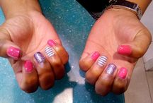 ManiPedi Constantia / Gorgeous work and designs by our amazing staff at ManiPedi Constantia