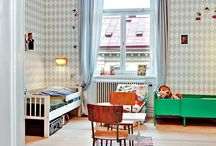 Bedrooms for Kiddos