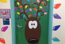 school doors decoration