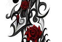 Tatuaże tribal