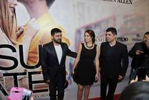 Su Ve Ateş Azerbaycan Bakü Nizami Cinema Center Galası / Su Ve Ateş Azerbaycan Bakü Nizami Cinema Center Galası