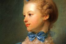 18th century chokers and necklaces