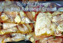 Freezer Meal Exchange  / by Carrie Crabtree