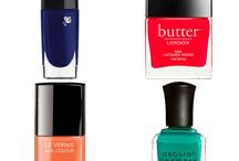 Summer Trends / Hot nail polish colors for the summer 2014