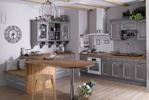 Klassy Kitchens / by Restoration Redoux