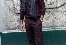 Men dressing clothes