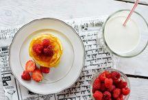 Recipes - pancakes