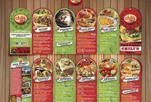 brosur food menu