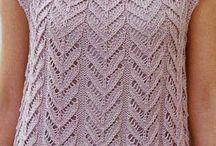 Ensfarget mønstre