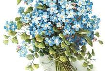 Motywy kwiatowe