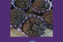 CUPCAKES VEG al cioccolato fondente
