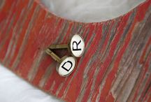 Monogrammed Cufflinks / by CustomMade