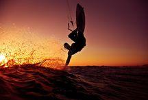 Kite Surf / Mon kiff / by Alain Duménil