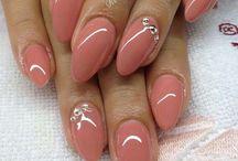 97 gel color crystal nails
