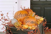 Fall/ Halloween Crafts / by Ashley Dailey