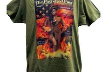 Zombie Shirts / Perpetual Vogue announces their own line of sexy zombie girl shirts for men, Putrefied Post Shirts. Designs are the covers of a fictional Zombie Magazine in an alternate reality where zombies are not mindless creatures....just sexy gals that cannot help it if they have a taste for human flesh.