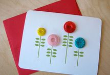 Greeting Cards: Button / by Rose Clearfield