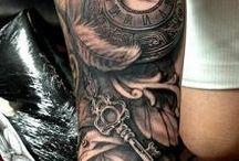 Najlepsze Tatuaże / Najlepsze dziarki z Pinty
