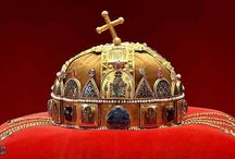 The crown of St.Stephen