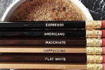 Coffe and Tea Appreciation Board :)