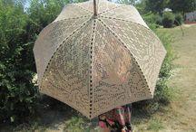Esernyők.
