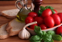 Ricette vegetariane / by Just Tuscany
