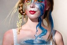 Face painting / by Michelle Passey