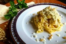 Only for Carbo Addicted! / Pasta recipes