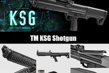 CAMO Armory / Airsoft pistols, assault rifles, shotguns, sniper rifles and other.