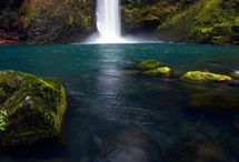Oregon / Beautiful locations to visit in Oregon