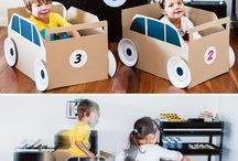 box recycle ideas