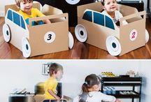 brinquedos com caixotes