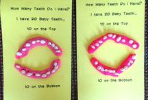 Proyecto Los dientes - Teeth theme